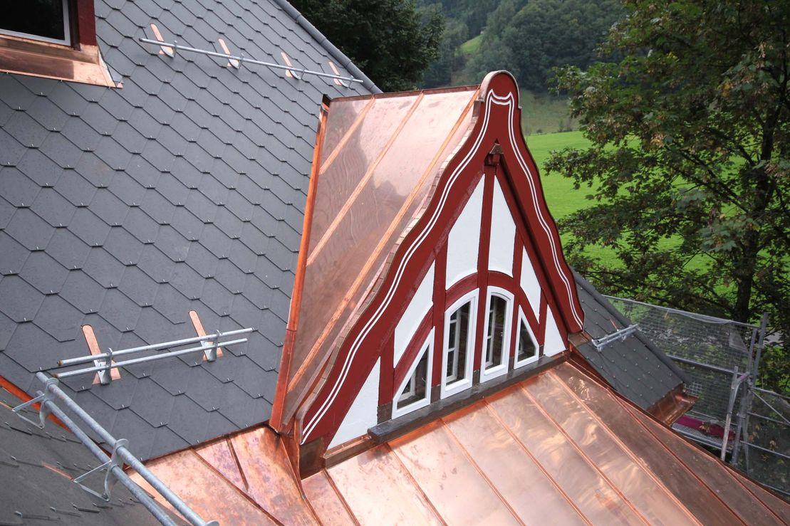 Spengler - For Roof Bedachungen AG in Haslen GL